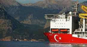 Η Τουρκία δέσμευσε 20 χιλιάδες τετραγωνικάχιλιόμετρα