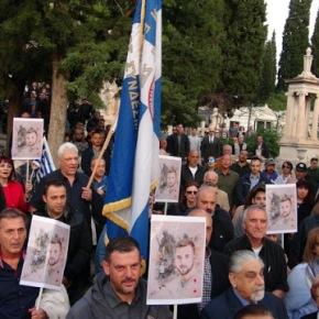 Τιμήθηκε στην Αθήνα η μνήμη των απελευθερωτών της Χιμάρας και του ΚωνσταντίνουΚατσίφα