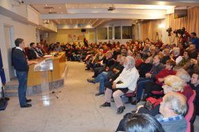 Λέσβος: Αποδοκιμασίες πολιτών κατά Τσακαλώτου .-«Μας εξαθλιώσατε, ντροπή σας καταστρέψατε τονησί»
