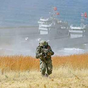 Ωμή πολεμική απειλή Τουρκίας προς Ελλάδα-Κύπρο: «Θα λιώσουμε τα κεφάλια τωνπειρατών