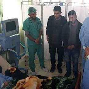 «Ηλεκτροσόκ» στην Άγκυρα: Αμερικανός αξιωματούχος επισκέφθηκε Κούρδους τραυματίες στηνΙεράπολη