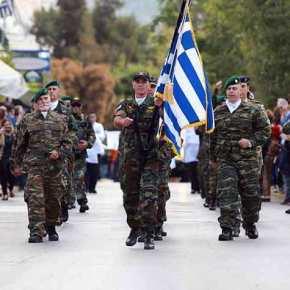 Τα «κεφάλια» Εφέδρων θέλει η Κυβέρνηση: Φώναξαν συνθήματα για την Μακεδονία καιενόχλησαν