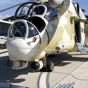 Στον αέρα ξανά τα Mi-35P της ΕΦ μετά από καθήλωση 4μηνών