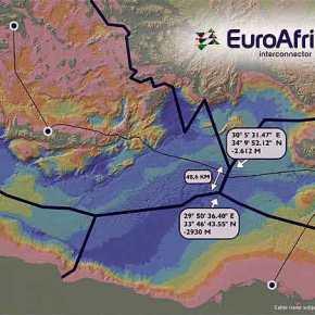 Κοσμοϊστορικές αλλαγές: Έρχεται η ηλεκτρική διασύνδεση Ελλάδας, Αίγυπτου,Κύπρου