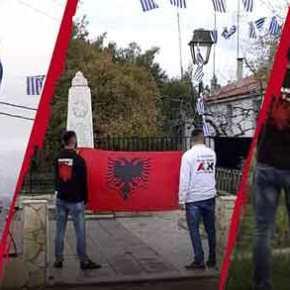 Θεσπρωτία: Αλβανοί εξτρεμιστές κατέβασαν την ελληνική σημαία και ανάρτησαν τηναλβανική!