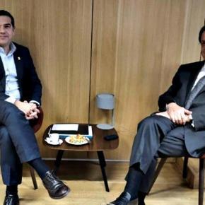 Συνάντηση Τσίπρα – Αναστασιάδη στις Βρυξέλλες: Κλειδί ο τομέας τηςΑσφάλειας