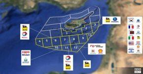 """""""Διχοτόμηση"""" της κυπριακής ΑΟΖ σε ενεργή και αδρανή επιδιώκει ηΤουρκία"""
