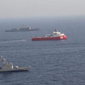 Το κλίμα έντασης στην Αν. Μεσόγειο και ο εκνευρισμός τηςΤουρκίας