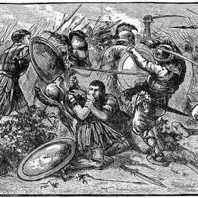 Η μάχη στα Κούναξα 401 π.Χ.: Η επική ελληνική νίκη έναντι του περσικούόχλου