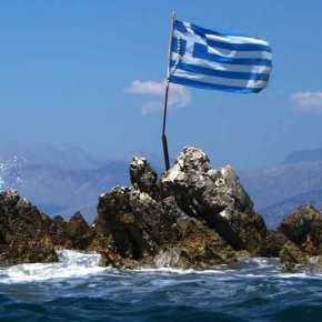 Καταστρέφει τις εθνικές μας αξίες ο ΣΥΡΙΖΑ: Αφαιρούν τον σταυρό από την ελληνικήσημαία;