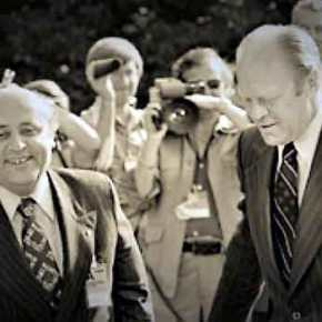 Ελσίνκι 1975: Φόρντ, Ντεμιρέλ, Καραμανλής καιΜακάριος