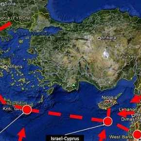«Σεισμός» στην Τουρκία λόγω EastMed: «Ελλάδα-Κύπρος-Ισραήλ μαςπνίγουν»