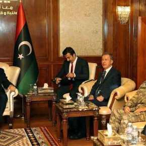 Ξεκίνησε ο ενεργειακός «πόλεμος» Ελλάδας-Τουρκίας: Εκτάκτως στη Λιβύη ο Χ.Ακάρ