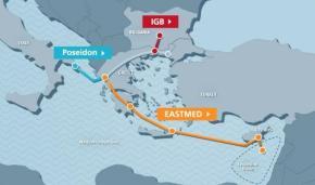 «Πράσινο φως» της Επιτροπής για τα ελληνοβουλγαρικά σχέδια για τον αγωγό φυσικού αερίου IGB –ΦΩΤΟ