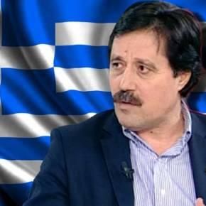 Ο Σάββας Καλεντερίδης στον Ν. Χατζηνικολάου στονΑΝΤ1