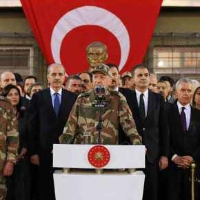 Εκστρατεία προπαγάνδας από τον Ερντογάν: «Η Ελλάδα συνεργάζεται και χρηματοδοτείται απόΓκιουλέν/FETO»
