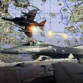 Το πρώτο βήμα για την συνδιαχείριση: Η Ελλάδα αποδέχτηκε μη κατάθεση σχεδίων πτήσης από την Τουρκία στοΑιγαίο