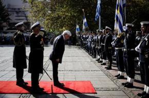 Ημέρα Ενόπλων Δυνάμεων: Εικόνες από την γιορτή των Ενόπλων Δυνάμεων στηνΑθήνα