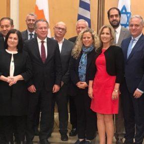 """Η στρατηγική συνεργασία Ελλάδας-Ισραήλ έφερε στη Βουλή""""κόσμο""""…"""
