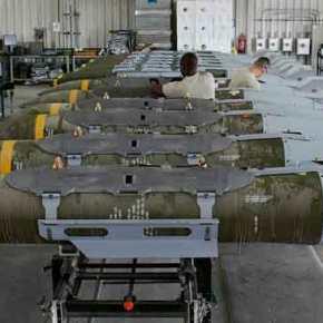 Οι ΗΠΑ «μυρίζονται» σύγκρουση σε Αιγαίο & Α. Μεσόγειο: Στέλνουν στην Ελλάδα «έξυπνες»βόμβες