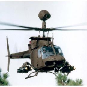 Kiowa Warrior: Έρχονται στο Αιγαίο τα αμερικανικάελικόπτερα