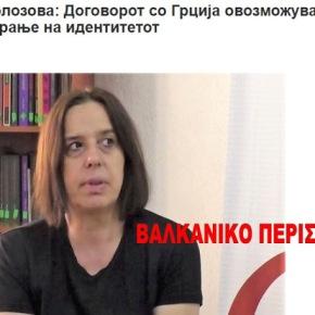 Πανεπιστημιακός Σκοπίων: Ο πολιτικός προσδιορισμός της 'μακεδονικής'ταυτότητας