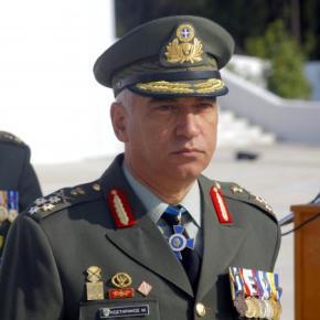 Αποχαιρετιστήριο μήνυμα του CEUMC Στρατηγού ΜιχαήλΚωσταράκου