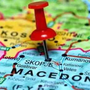 Τα Σκόπια παρουσιάζονται ως… «Μακεδονία» (!) σε χάρτη του υπουργείου Εθνικής Άμυνας! – Αλλάζει γραμμή οΠ.Καμμένος;