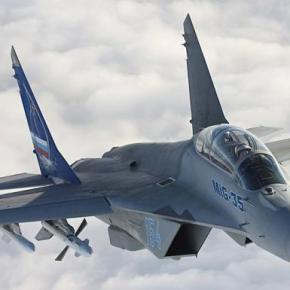 MiG-35: Σχεδιάζουν την ενσωμάτωση συστήματος APAR στο προηγμένο μαχητικόαεροσκάφος