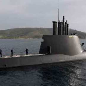 Το ΠΝ απαντάει στον «υποβρύχιο» πόλεμο των Τούρκων: Το «Παπανικολής» στην Σύμη σε αποστολή «ΚόκκινουΟκτώβρη»