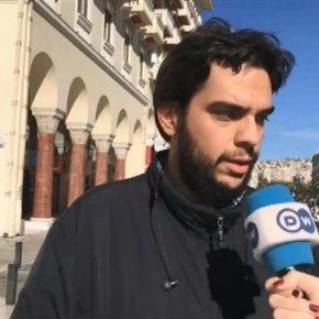 Τι πιστεύουν οι Θεσσαλονικείς για τη Συμφωνία των Πρεσπών (video).