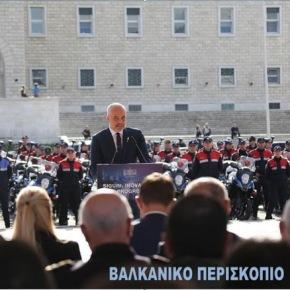 Αλβανός πρωθυπουργός: Θα δημιουργήσουμε μια «Σούπερ ΕιδικήΔύναμη»…