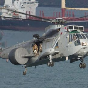 Ερώτηση στην Βουλή για τα βρετανικά Sea KingASaC7