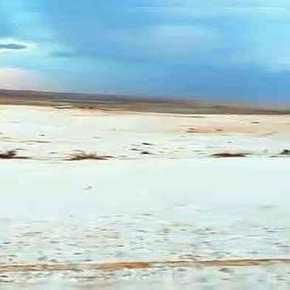 Απίστευτο! Το «έστρωσε» στην καυτή έρημο της ΣαουδικήςΑραβίας