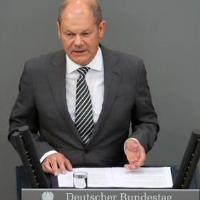 Σολτς: Η κυβέρνηση κινείται πολύ λογικά και σοφά για τιςσυντάξεις