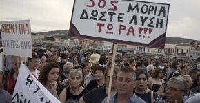 Γερμανικός Τύπος: Καμία αποκλιμάκωση στην Ελλάδα στο προσφυγικό.
