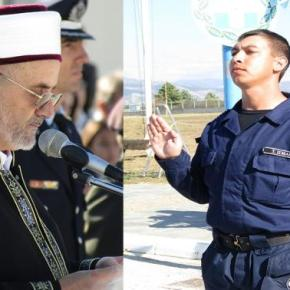Ο πρώτος μουσουλμάνος από τη Θράκη ορκίστηκε στην ΕλληνικήΑστυνομία