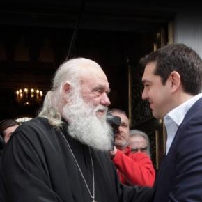 «Πιστεύεις στην Ορθοδοξία; Πλήρωνε» – Ερχεται το «χριστιανόσημο» μετά το «deal» Τσίπρα-Ιερώνυμου