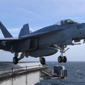 Το USS Harry S. Truman έρχεται για να υποστηρίξει την «ενεργειακή ανάπτυξη» της Αν.Μεσογείου