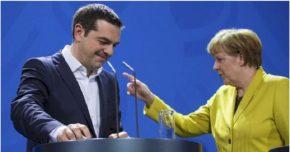 Bloomberg: Βάζει εκλογική πλάτη σε Τσίπρα τοΒερολίνο