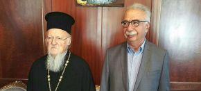 Προβληματισμένος και σιωπηλός ο Βαρθολομαίος για τη συμφωνία Κράτους-Εκκλησίας