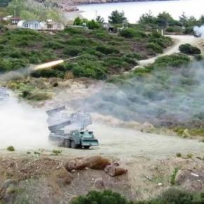 ΓΕΣ: «Φωτιά και ατσάλι» από το Πυροβολικό στη Μακεδονία.Φωτογραφίες.