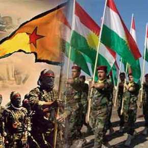 Το Ισραήλ διαμελίζει την Τουρκία: Έρχεται το ΜεγάλοΚουρδιστάν