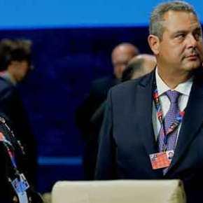 Ο Ε. Αποστολάκης θα είναι ο νέος υπουργός ΕθνικήςΆμυνας;