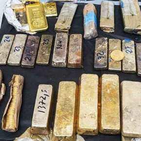 Ελεύθεροι 23 κατηγορούμενοι στο κύκλωμα χρυσού – Σκιές στοκατηγορητήριο