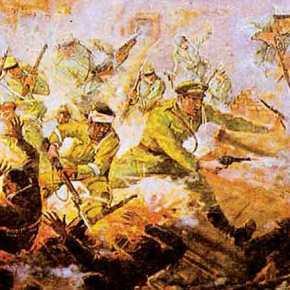 6 Δεκεμβρίου 1944: Άρχισε η εποποιία του Συντάγματος Χωροφυλακής στους«Μακρυγιάννη»