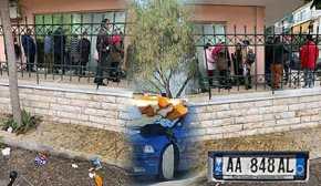 Αλβανοί, όχι μόνο .. με Mercedes και αλλοδαπές πινακίδες κάνουν ουρά έξω από λογιστικά για το κοινωνικόμέρισμα