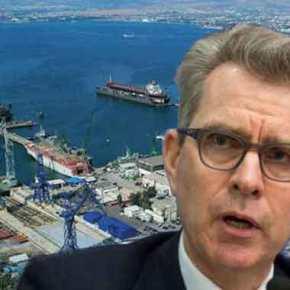 Το «στοίχημα» των Αμερικανών Διπλωματών για τα ναυπηγεία Ελευσίνας-Σκαραμαγκά