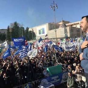 Ο Μ.Σαλβίνι υποστηρίζει θερμά την Ελλάδα: «Σκοπεύω να κάνω πολλά για τους Έλληνες, είμαι στη διάθεσήσας»