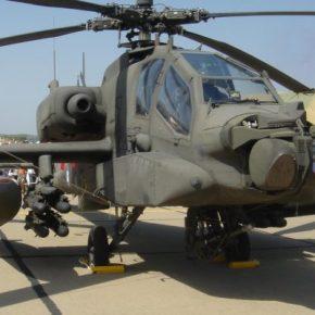 """Ελληνικά ΑΗ-64Α+ Apache… """"του κουτιού"""", με Spike-LR, GATR-L, νέο σύστημα EW, επικοινωνίεςκ.λπ."""